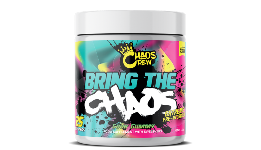 Bring The Chaos Sour Gummy