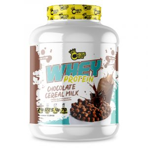 Chocolate Chaos Crew Protein